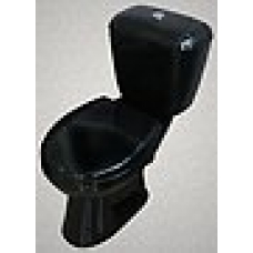 Унитаз в комплекте HTLH-325 BК-черный сиденье-мультилифт (КНР)