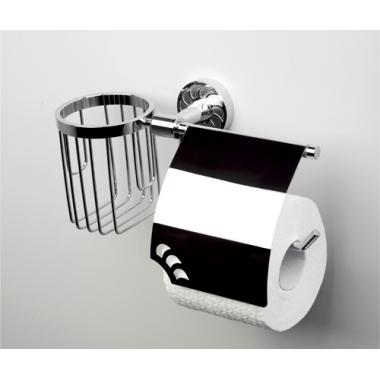 Аксесс ISEN Держатель туалетной бумаги и освежителя (Германия) К-4059