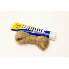 Комплект монтажный UNIPAK №2 (паста65 гр+лен 13 гр)