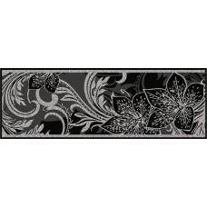 Азур черный 25*8,5  1501-0047 Бордюр