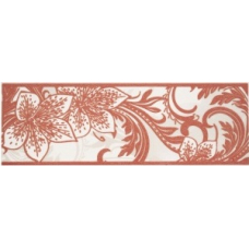 Азур алый (на белом) 25*8,5 1501-0052 Бордюр НЗ