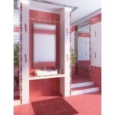 Александрия Розовый 326*326 Напольная плитка