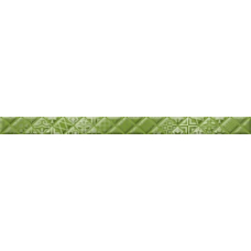 Релакс зеленый  3х40 (Golden Tile) Бордюр