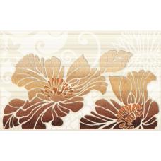 Кензо 25*40 коричневый 7501 Декор