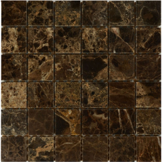 Мозаика мраморная MN174SLC   30х30