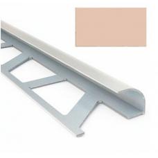 Профиль для керамической плитки 7 наруж. персиковый