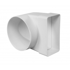 Соеденительное колено (110*55) 521 б/я 100 мм