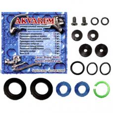 Ремкомплект для смесителя (AKVAREM/ Сантехник №5)
