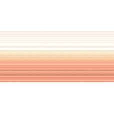 Sunrise беж.с оранж. 20x44 Настенная плитка