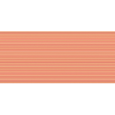 Sunrise оранжевая 20x44 Настенная плитка