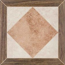 Perso Wood Frame бежевый (PRS-GGE013) 42х42 Керамический гранит НЗ