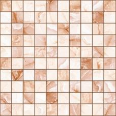 Орнелла коричневый 30х30 (5032-0201) мозаика Напольная плитка