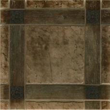 Шато 4 коричневый 50*50 Керамический гранит