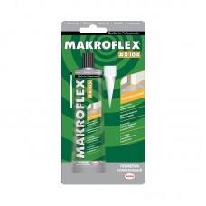 Хенкель Макрофлекс sx101 силикон 85 мл белый