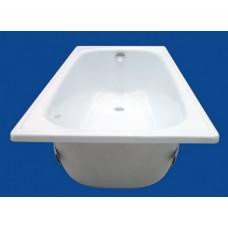 "Ванна стальная ""CLASSIC"" ЭСТАП 1,3 м ,белая (Словакия)"