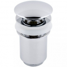 Донный клапан (автомат) 8011 ТИМО,хром