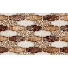 Гардения (Калинка) коричневый (651-0) 25х40 Декор