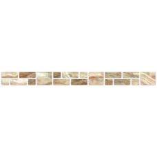 Гардения бежевый (655-0) 4х40 Бордюр