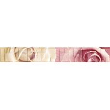 Арома розовый (691-0) 7х50 Бордюр