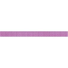 Арома (Сирень) лиловый (693-0) 4х50 Бордюр