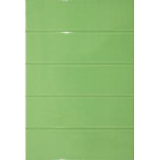 МИДОРИ 249х364 зеленая ПО7МИ100 Настенная плитка
