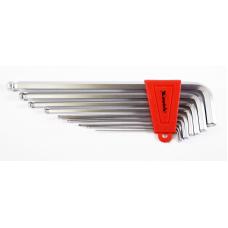Набор ключей имбуксовых НЕХ, 1,5-10 мм //Matrix    16410