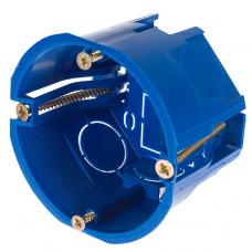 Коробка устан-я(подрозетник) Г-КАРТОН d68*h45mm пластм. ТДМ