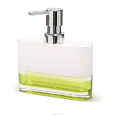 12707 Дозатор д/жидкого мыла  TOPAZ GREEN