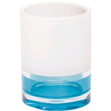 12738 Стакан  TOPAZ BLUE