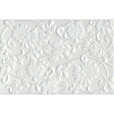 Аджанта цветы 20*30 белый 8216 Настенная плитка