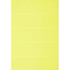 Флер 249х364 желтая ПО7ФЕ800 Настенная плитка