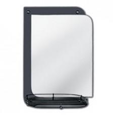 """Зеркало модель """"214 / 0443"""" (560 х 750мм) с полкой"""