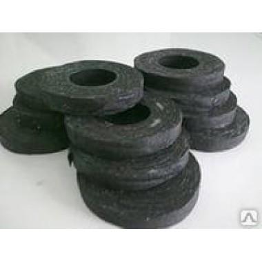 Изолента ХБ черная 300г 01247