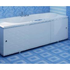 """Экран под ванну """"ПРЕМИУМ А"""" 1700 белый"""