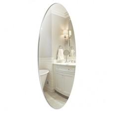 Зеркало Mixline  93х35  овал