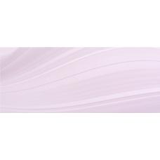 Arabeski purple пурпурный 01 25х60 Настенная плитка