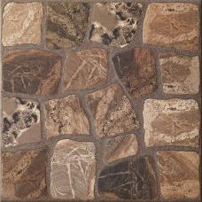 Vilio Brown коричневый (C-VV4P112D) 32.6x32.6 Керамический гранит НЗ