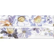 Dream Verde Floret комплект из 2 бордюров 300x62 мм Бордюр
