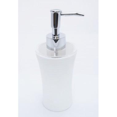 12844 Дозатор д/жидкого мыла  BIANCO Tatkraft
