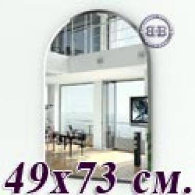 "Зеркало модель ""044Ф"" (490 х 730мм)"