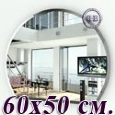 "Зеркало модель ""047Ф"" (500 х 600мм)"