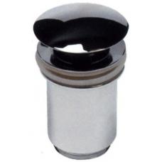 """Донный клапан (автомат) """"KAISER"""" (хром)"""