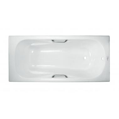 Ванна  чугунная Maroni Colombo с ручками 1,7х0,75 м