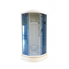 Душевая кабина Голден Фрог Х-0175В-1 900*900*2150 мм (низкий поддон) КНР,