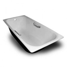 Ванна  чугунная НОСТАЛЬЖИ с ручками 1,7х0,75 м (Россия)