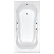 Ванна  чугунная Maroni CLASSIK с ручками 1,5х0,75 м
