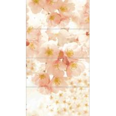 Sunrise Nature Blossom 2 (NT2H012D) - 800х440 мм (комплект из 4 шт) Панно