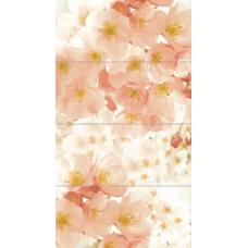 Sunrise Nature Blossom 1 (NT2H011D) - 800х440 мм (комплект из 4 шт) Панно