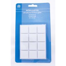 135153 Защитные наклейки д/мебели, квадратные