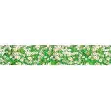 Интерьерная панель Цветочная мечта 6 Цветочное поле 3000*600*1,5мм ABS